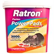 Ratron Pasten Power-Pads 3000g 29ppm