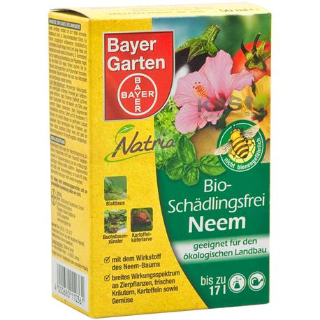 bayer garten bio sch dlingsfrei neem 50 ml insektenschutz. Black Bedroom Furniture Sets. Home Design Ideas