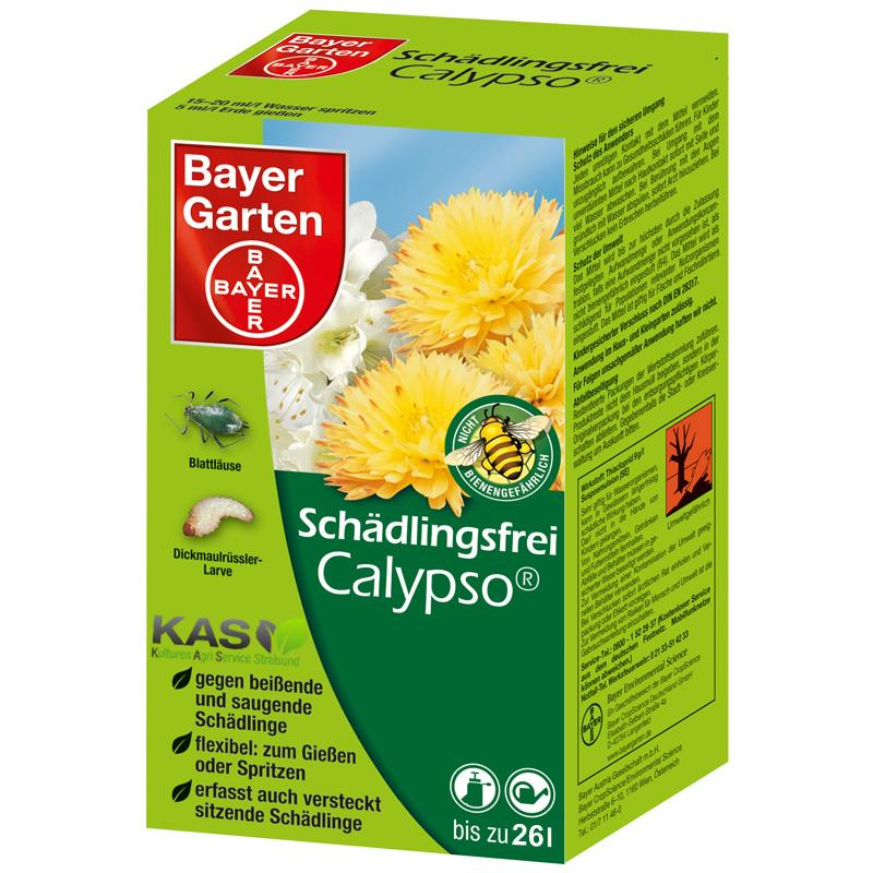 bayer sch dlingsfrei calypso 400 ml gegen insekten ebay. Black Bedroom Furniture Sets. Home Design Ideas
